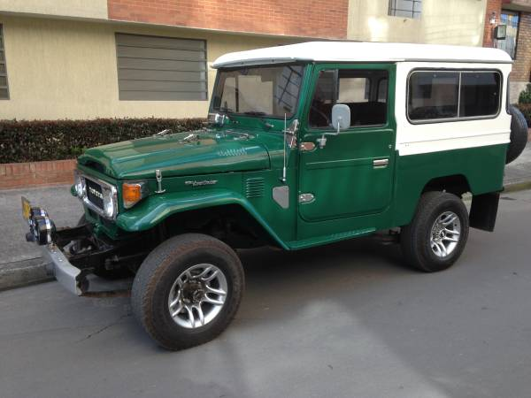 1980 Toyota Land Cruiser FJ43 For Sale