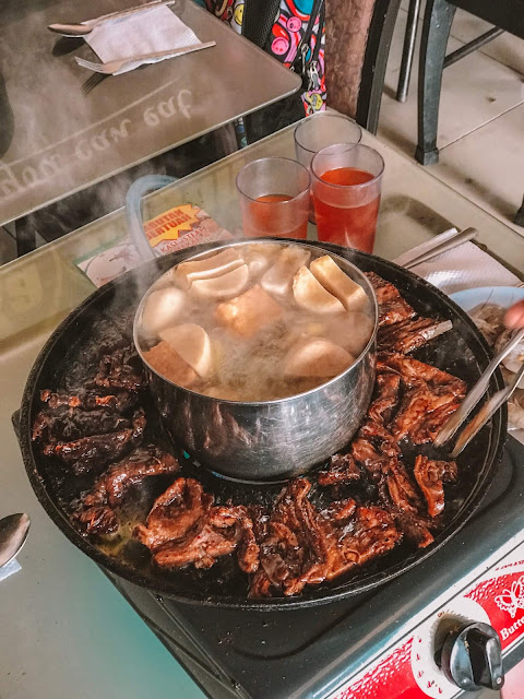 D'Kayangan Steamboat BBQ Buffet Grill