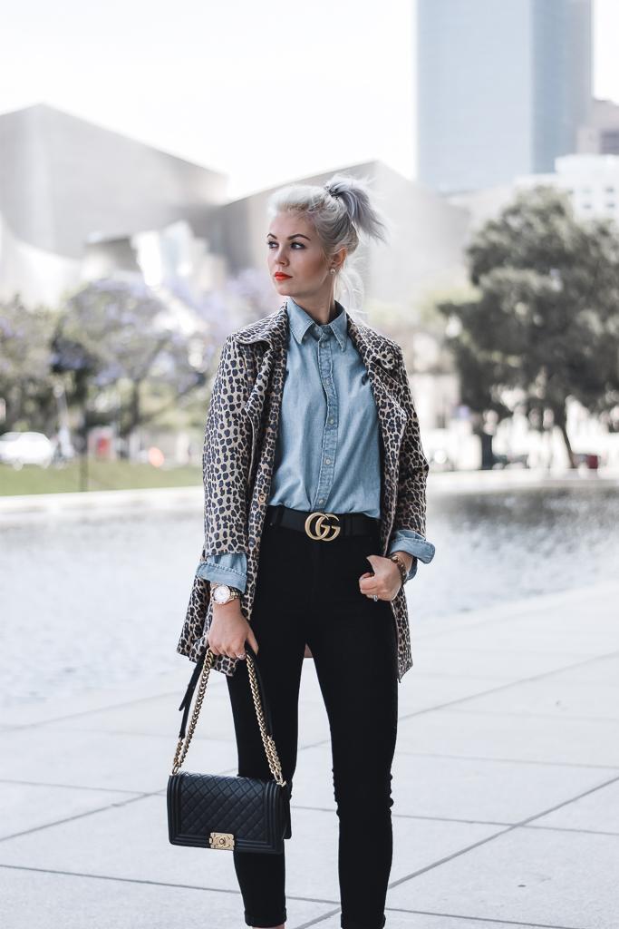 fall trend leopard print