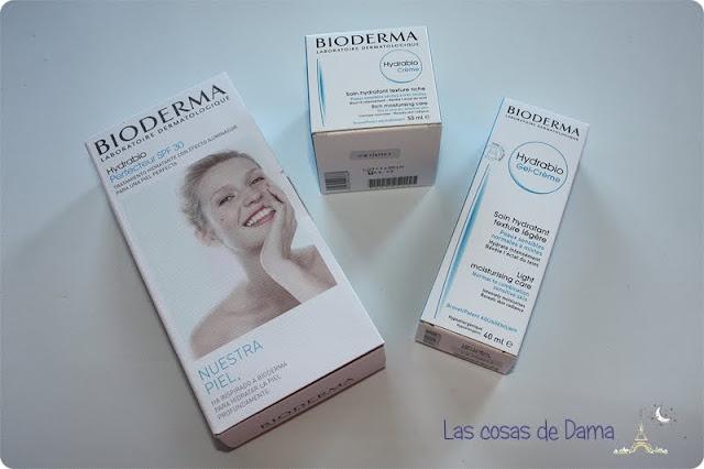 Hydrabio Bioderma Dermocosmética