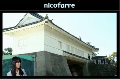 対局場は小田原城です