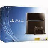SONY PS4 1006 500GB JET BLACK