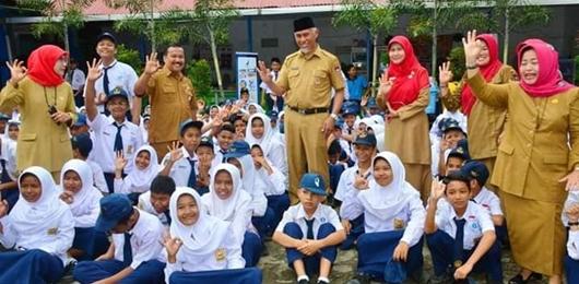 Mahyeldi: Siswa SMP 3 Padang Harus Siap Jadi Orang Besar