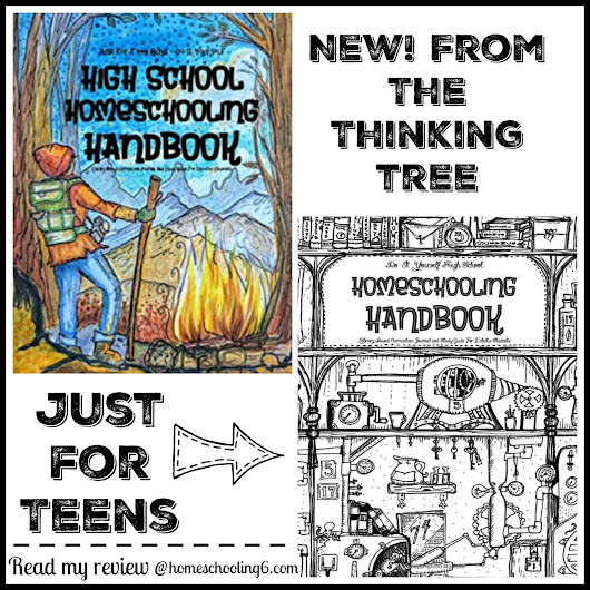 Just For Teens - High School Journals from The Thinking Tree