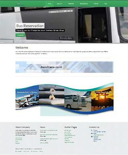 Source Code Reservasi (booking) Mobil Bus dengan PHP Mysql