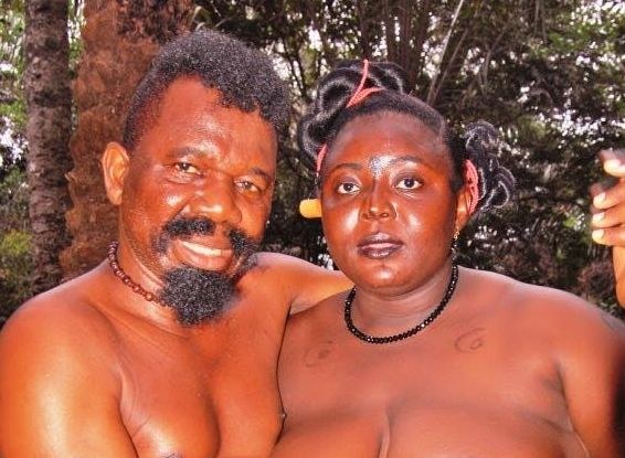 African breasts erotic photos 46