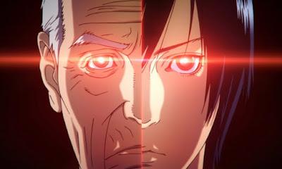 Download Inuyashiki Opening - My Hero [MAN WITH A MISSION] Mp3 + English Indonesia Lyrics Music Song Full Version || Image : Inuyashiki Ichirou + Shishigami Hiro Inuyashiki Character