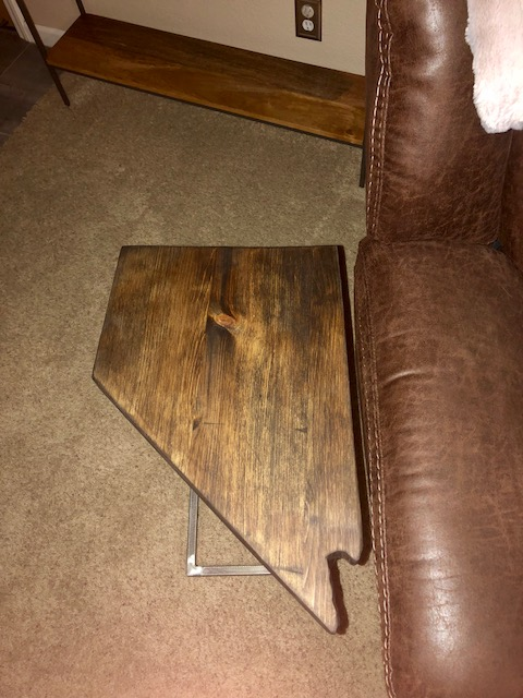 Nevada side table