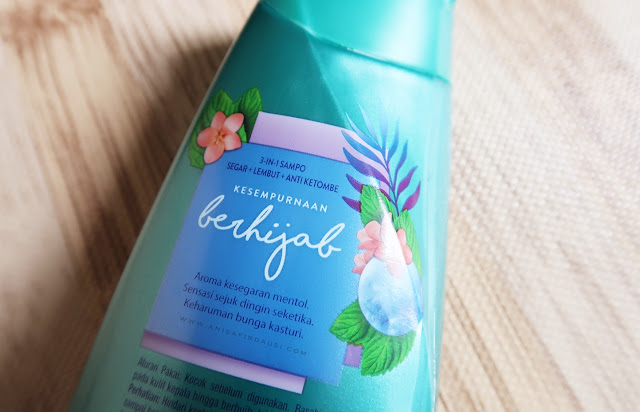 Review Rejoice 3in1 Perfect Cool Shampoo by Anisa Firdausi