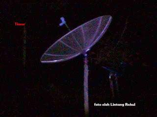 Arah satelit chinasat 6a