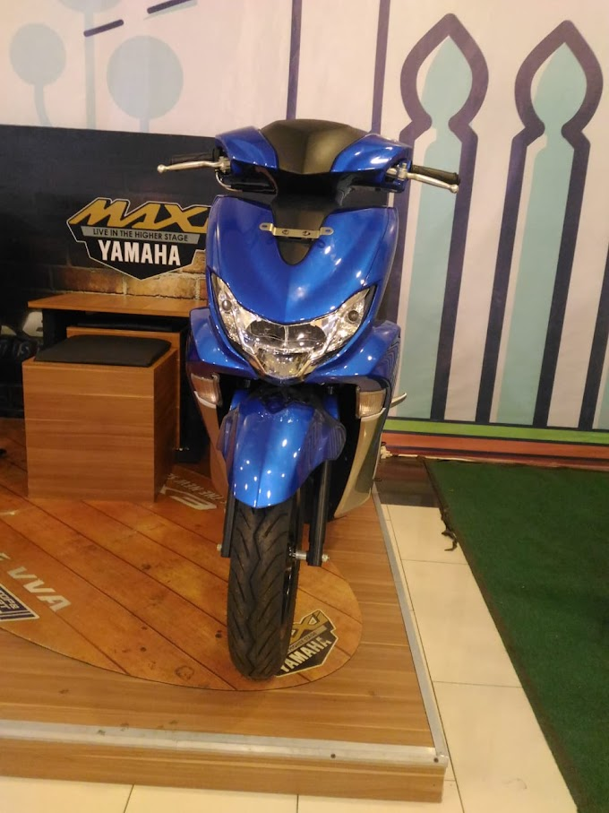 First Impression Yamaha Freego 125 Bongsor Ya