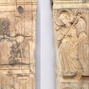 Нашли редкую икону из слоновой кости