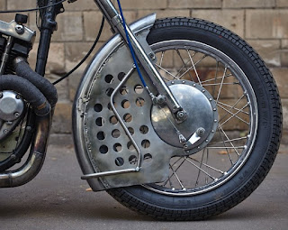 sportster xlh 1972 cafe dragster by elkabikes front wheel