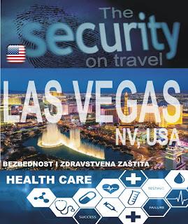 Las Vegas, Nevada, SAD – Bezbednost i zdravstvena zaštita