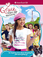 American Girl Grace Stirs Up Success (2015) online y gratis