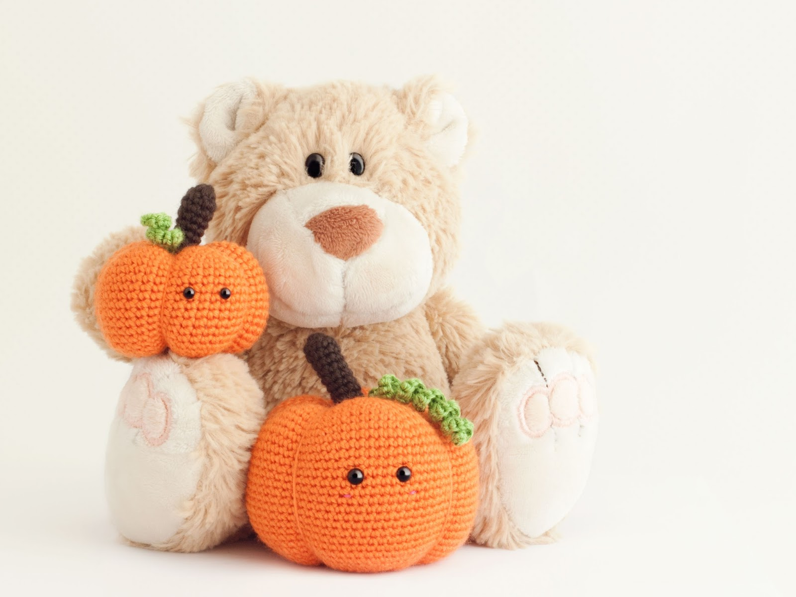 Arte Friki: 10 Patrones de Amigurumis Gratis para Halloween | 1200x1600