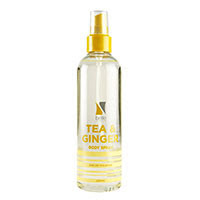 Body spray Tea & Ginger belle & ESSENCE