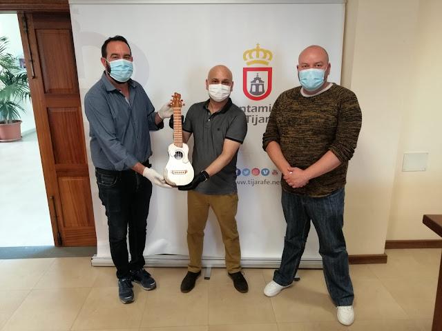 El Ayuntamiento de Tijarafe sorteará un timple para recaudar fondos para los afectados por el Covid-19