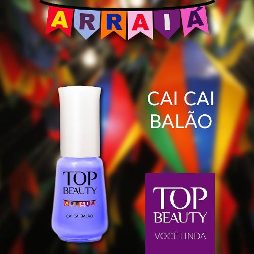 Esmalte Top Beauty - Cai Cai Balão - Resenha