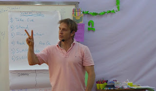 John Kongsvik and TESOL Trainers set all students up for success, one teacher at a time