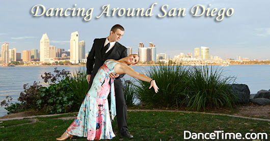 Dancing Around San Diego, California!