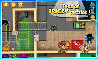 Robbery Bob 2: Double Trouble Apk Mod v1.6.5 Unlimited Coins Free for android