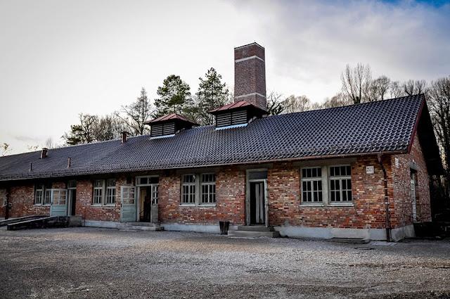 Estrutura do campo de concentração de Dachau