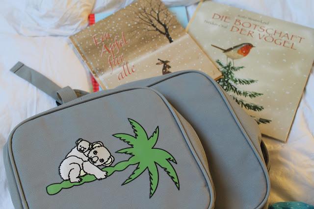 Die Botschaft der Voegel Ein Apfel fuer alle Buchtipp Kinderbuch Weihnachten Jules kleines Freudenhaus