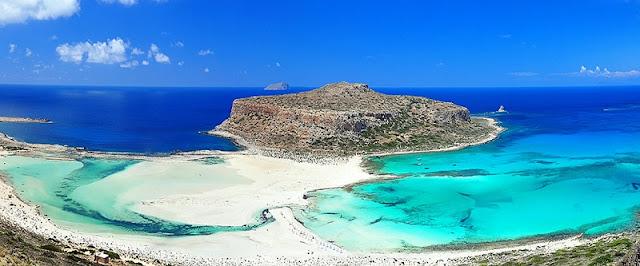 Praia de Balos, Creta