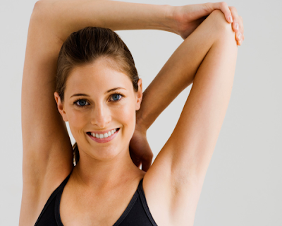how to get rid of flabby arms
