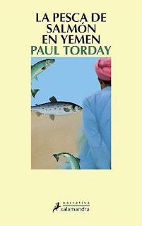 La pesca de salmón en Yemen Paul Torday