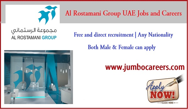 Latest UAE jobs for Indians, Available jobs in UAE,