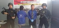 Residivis Bandar Narkoba Asal Tente Ditangkap Jajaran Polres Bima