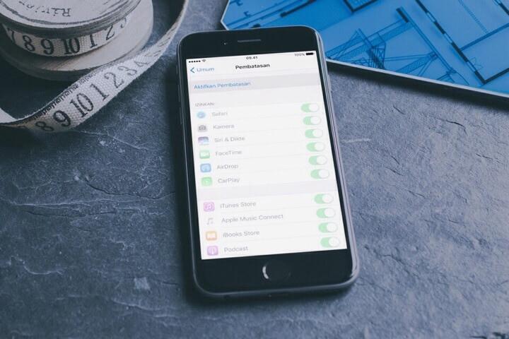 Mendapatkan Kembali Aplikasi Hilang Dari iPhone