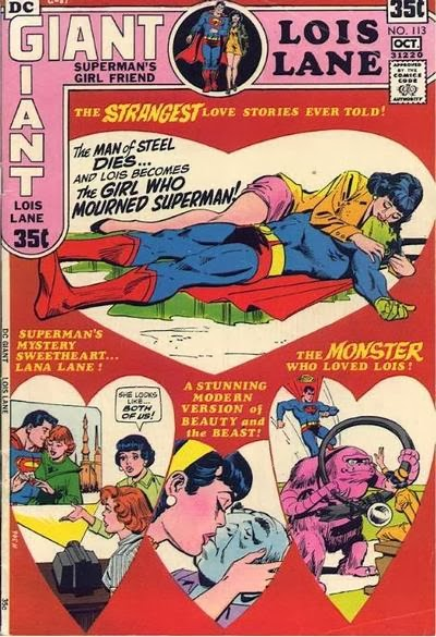 DC Giant Lois Lane #113