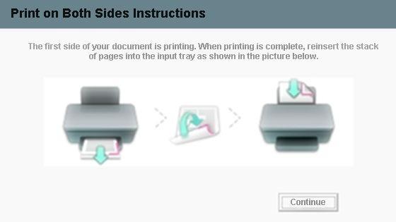 mencetak dokumen bolak balik printer hp