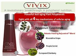Vivix Shaklee Untuk Gout