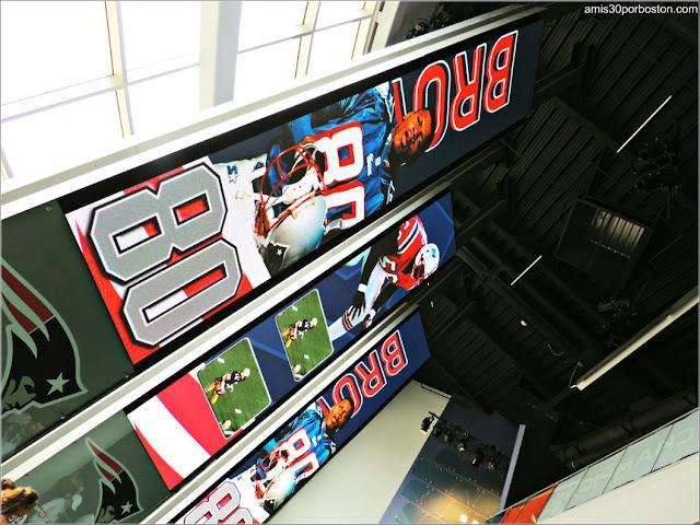 Mejores Jugadores de la Historia de los New England Patriots