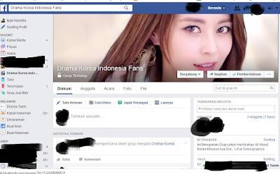 Grup_Facebook_Fans_Drama_Korea