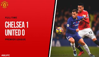 Chelsea Kalahkan Manchester United 1-0 Highlights
