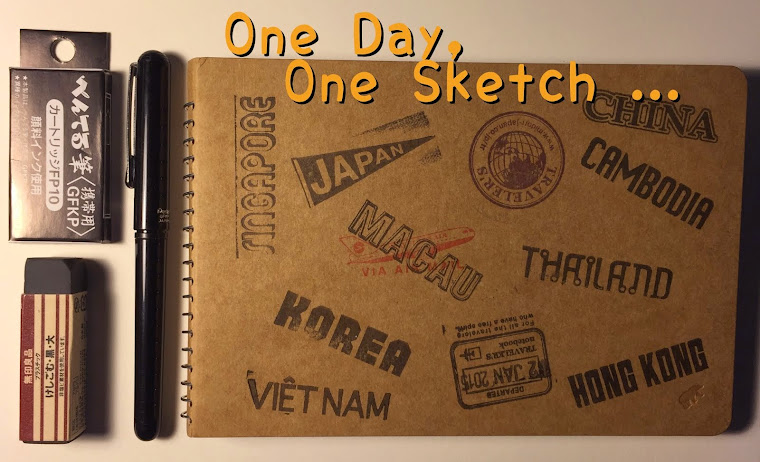 One Day, One Sketch...