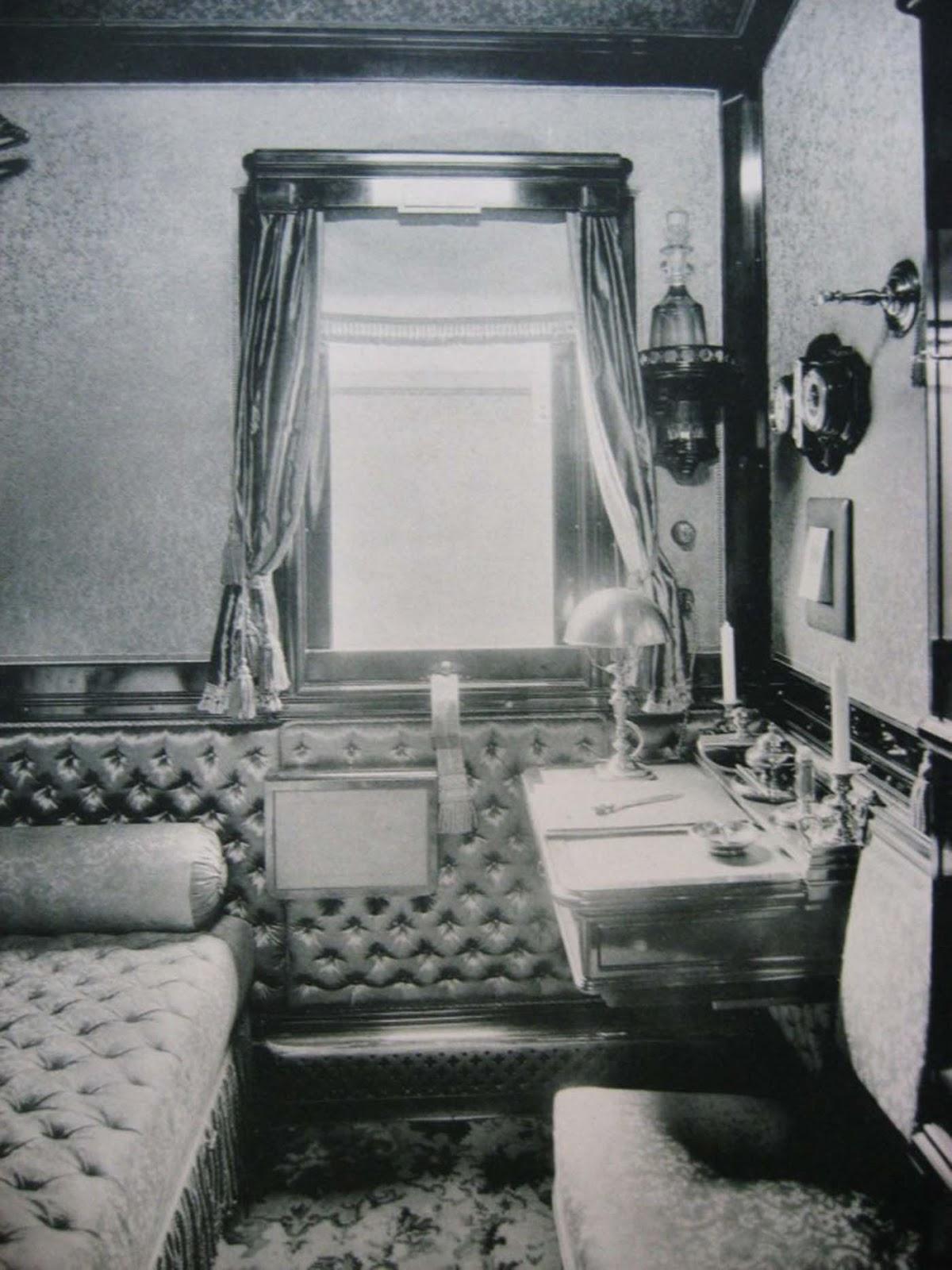 Ladies suite.