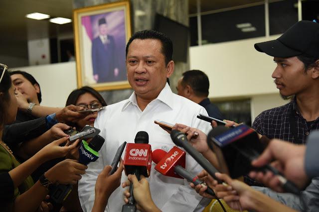 Ketua DPR soal OTT Bowo Pangarso: Semoga Tak Ada Lagi Anggota Terlibat