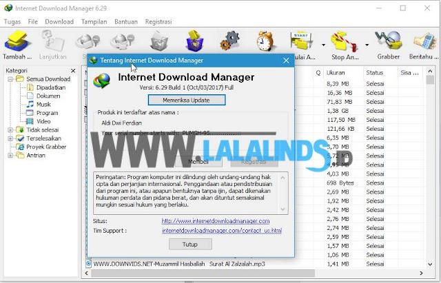 Download IDM 6.29 Build 2 Offline Installer Terbaru