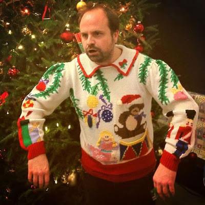 Le ridicule ne tue pas... Joyeux Noël !