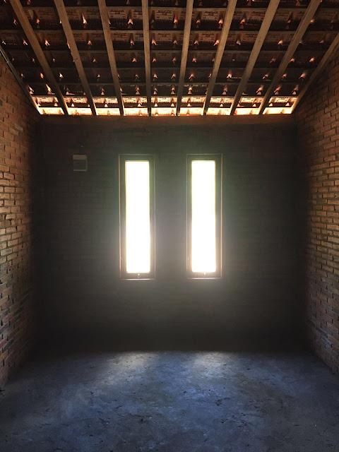 kamar tidur rumah limasan