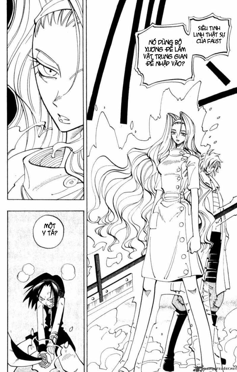 Shaman King [Vua pháp thuật] chap 44 trang 3