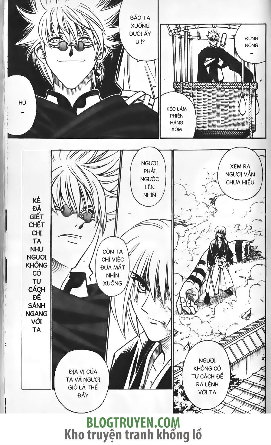 Rurouni Kenshin chap 189 trang 5