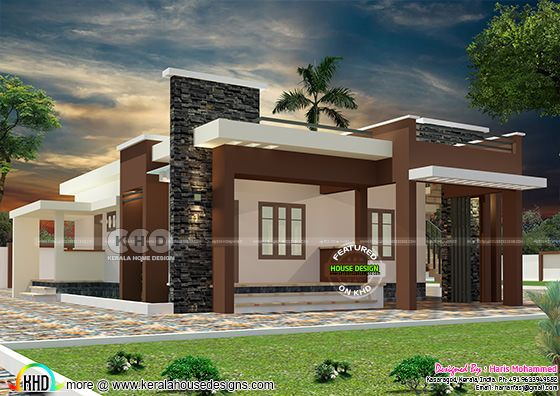 1113 square feet ₹12 lakhs cost estimated home