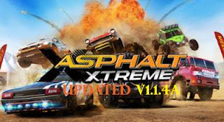 Updated Asphalt Xtreme Apk v1.1.4a Apk Data